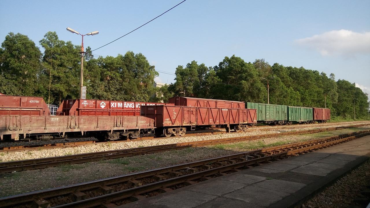 ベトナム電車