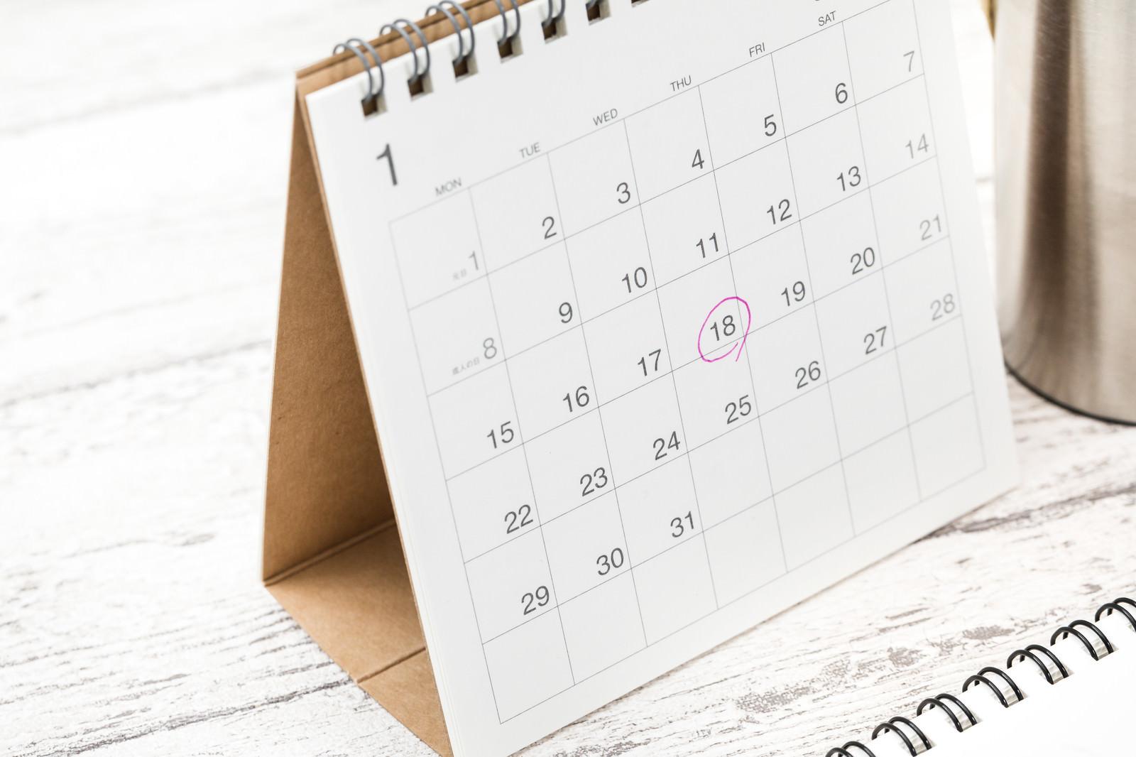 失業保険の待機期間【いつからもらえるの?】
