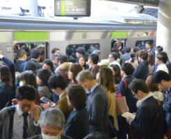 電車通勤のストレス解消法5選【どうしても無理なら転職か副業だ】